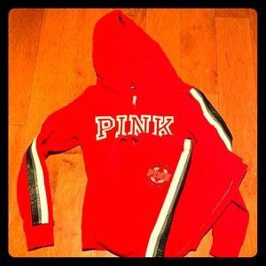 Pink by Victoria's Secret LMT Edition Jogger Set